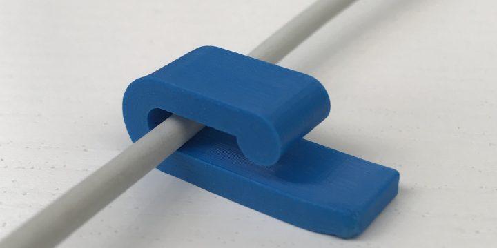 USB kabel clip