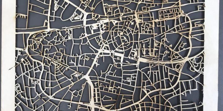 Stadsplattegrond Enschede