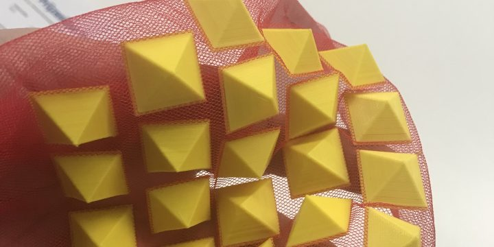 3D printen op stof